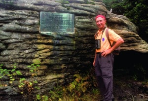 """""""A trip into the Catskills gave me a chance to hike Slide Mountain, made famous by John Burroughs, naturalist and nature writer."""""""